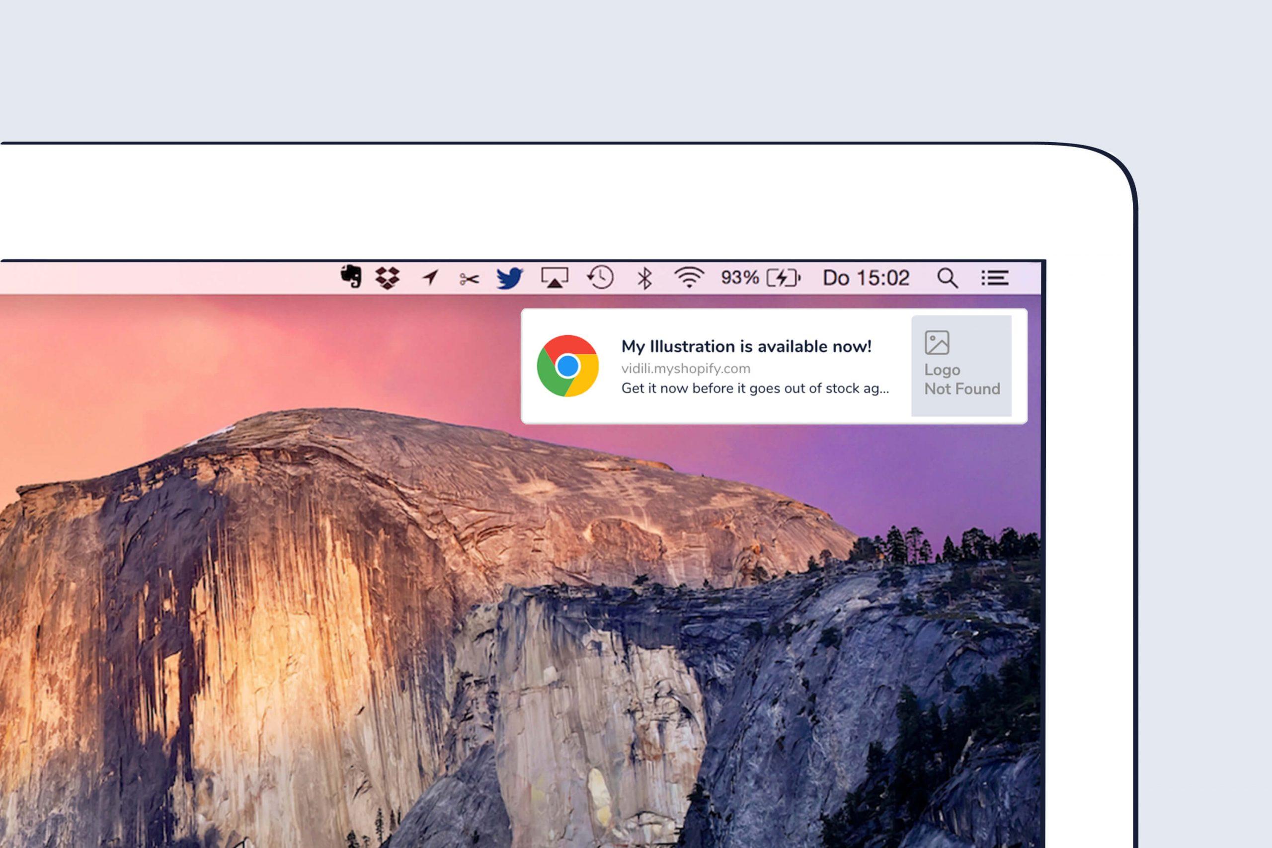 Push-macbook